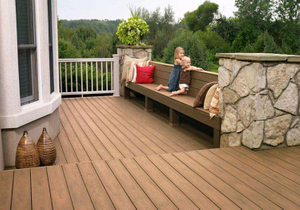 7 Advantages of Wood-plastic Composite Decking